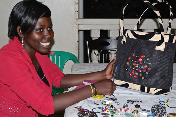Succes Story - women dealing in crafts